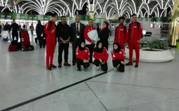جامعة المثنى تمثل منتخب العراق في قطر